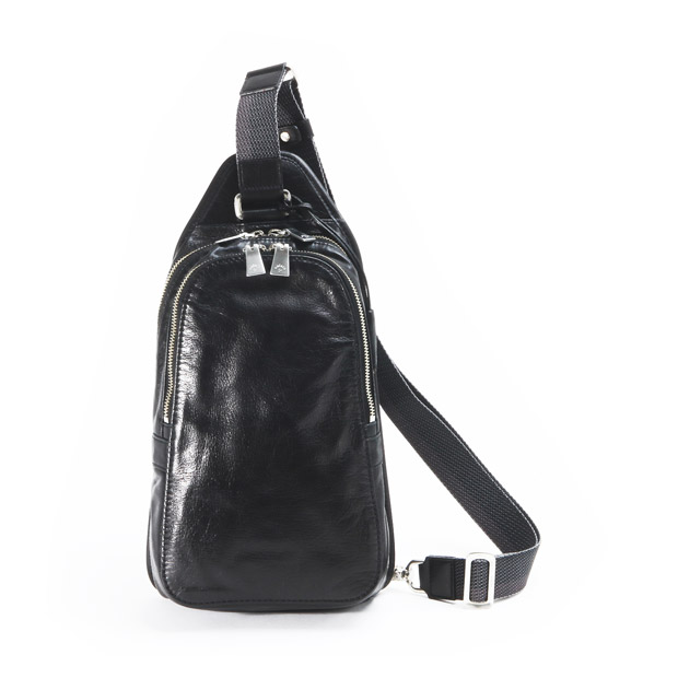 aniaryアニアリ AL ボディバッグ2 Antique Leather Body Bag 2 ANIARY 01-07004