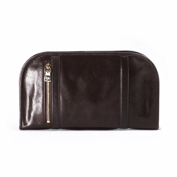 aniaryアニアリ AL クラッチバッグ Antique Leather Clutch aniary 01-08001