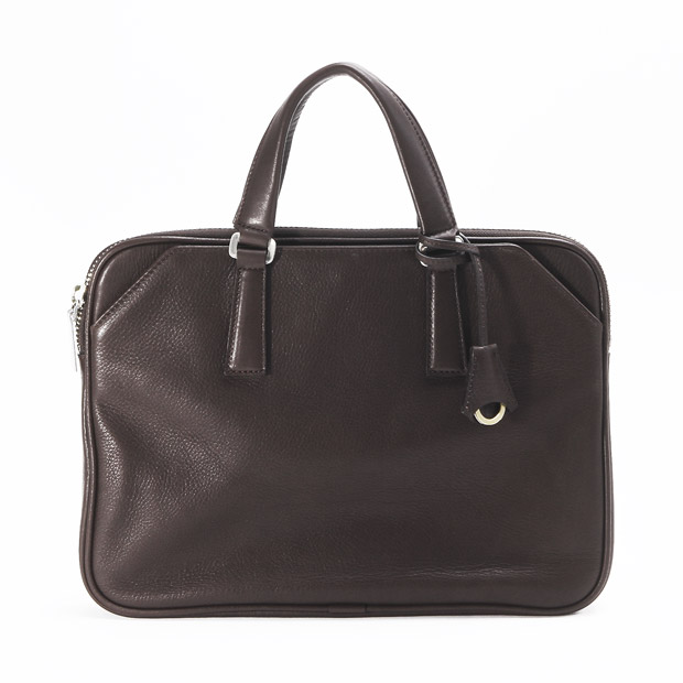 aniaryアニアリ ブリーフ1 ブリーフケース Shrink Leather Brief aniary 07-01002