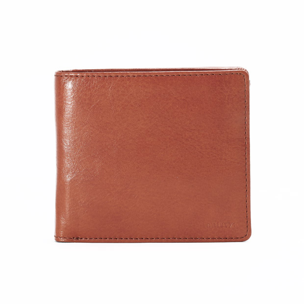 aniaryアニアリ AL 二つ折り財布 Antique Leather Accessory Bill Holder aniary 01-20000