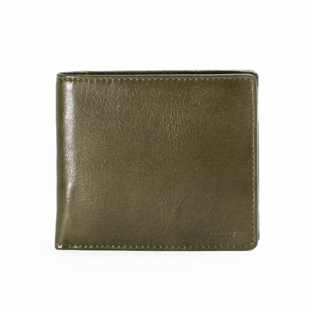 アニアリ AL 二つ折り財布 Antique Leather Accessory Bill Holder aniary 01-20000