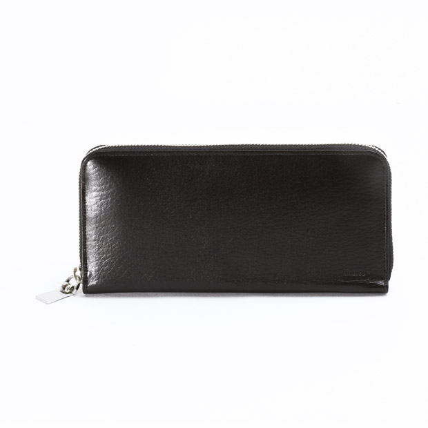 aniaryアニアリ AL ラウンドL 長財布 Antique Leather Accessory Zip Bill Holder L aniary 01-20003