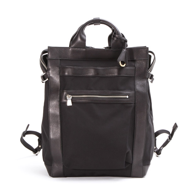 aniaryアニアリ ベンタイル シュリンクレザー バックパック リュック Ventile Back Pack aniary 14-05000