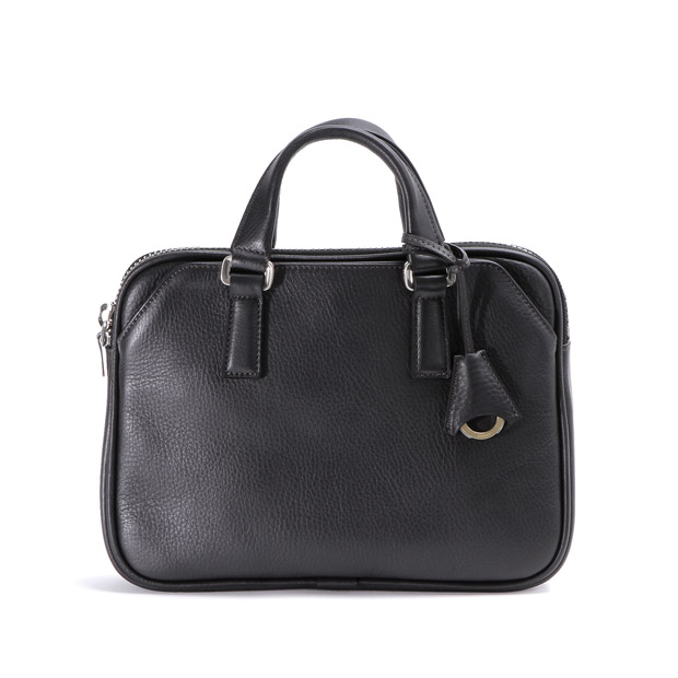 aniaryアニアリ ミニブリーフバッグ クラッチ Shrink Leather Brief 3 ANIARY 07-01004