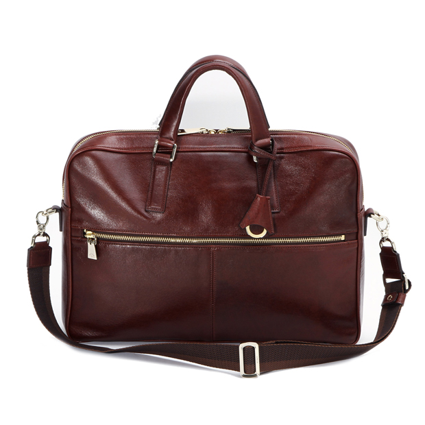 aniaryアニアリ AL ブリーフバッグ Antique Leather Brief ANIARY 01-01006