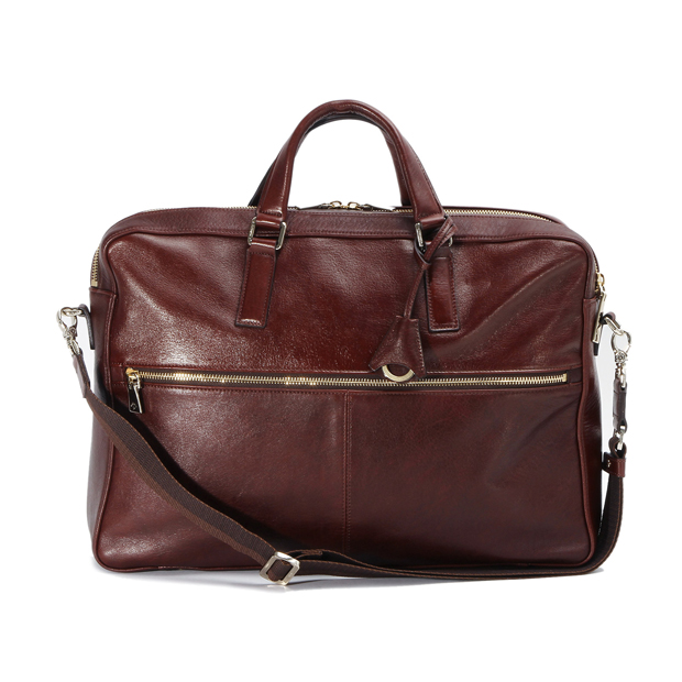 アニアリ AL ブリーフケース Antique Leather Brief ANIARY 01-01007