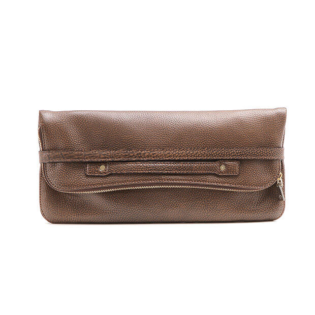 aniaryアニアリ クラッチバッグ Grind Leather Clutch ANIARY 15-08000
