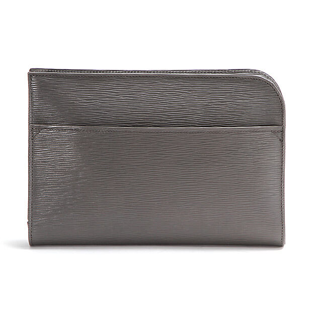 aniaryアニアリ クラッチバッグ Wave Leather Clutch ANIARY 16-08000