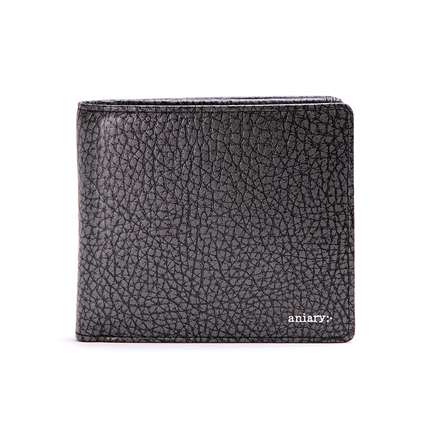 アニアリ 2つ折り財布 Grind Leather Bill Holder ANIARY 15-20000