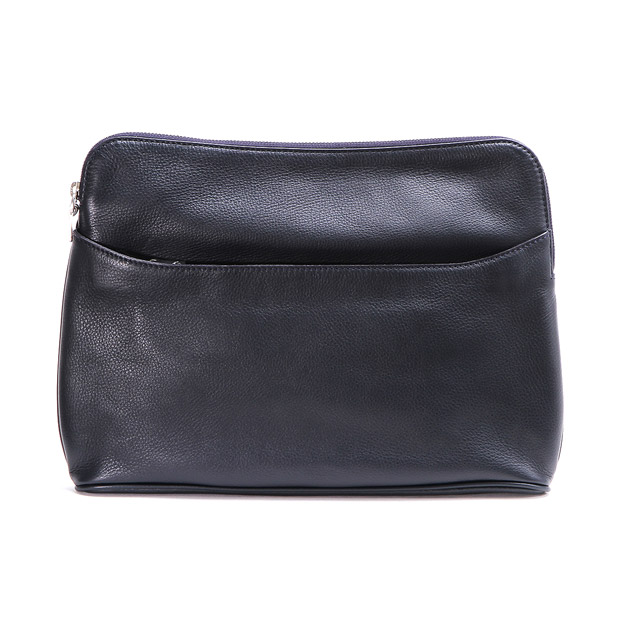 aniaryアニアリ クラッチバッグ Shrink Leather Clutch ANIARY 07-08002
