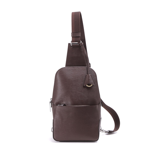 aniaryアニアリ ボディバッグ Wave Leather Body bag ANIARY 16-07000
