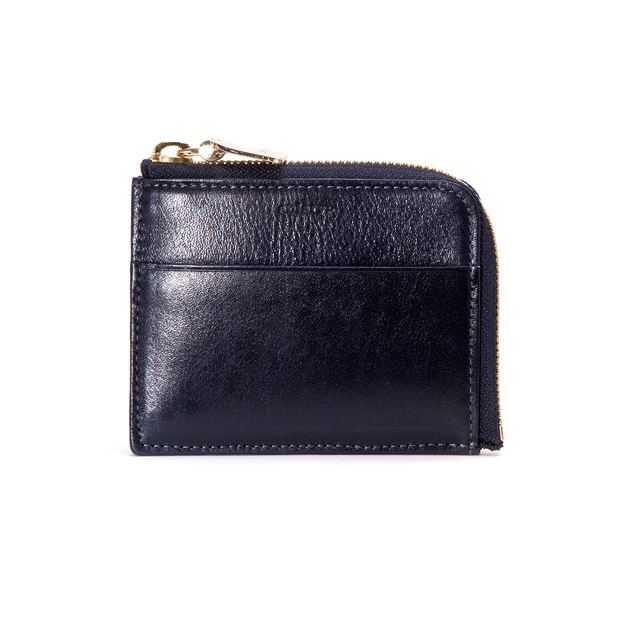 aniaryアニアリ アンティークレザー L字コインケース Antique Leather Coin Case ANIARY 01-20014