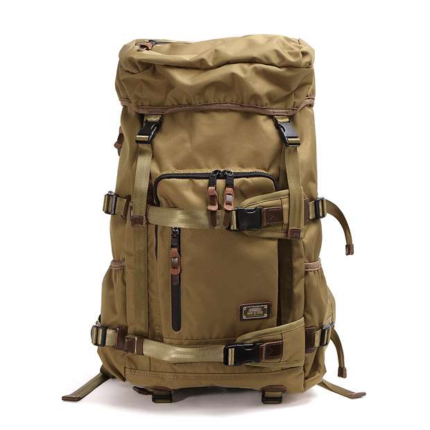 AS2OVアッソブ コーデュラ ドビー 305D バックパック リュック CORDURA DOBBY 305D BACKPACK-A01 AS2OV 061400
