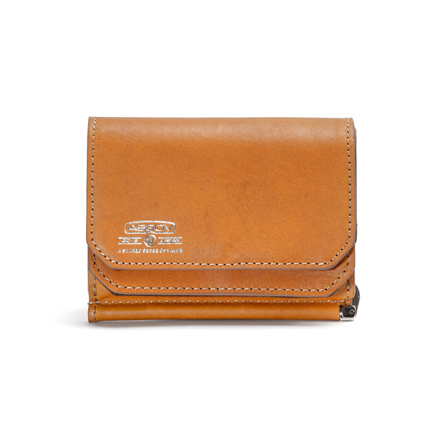 AS2OVアッソブ マネークリップ 三つ折り財布 マネークリップ LEATHER MOBILE WALLET MONEY CLIP AS2OV 081602