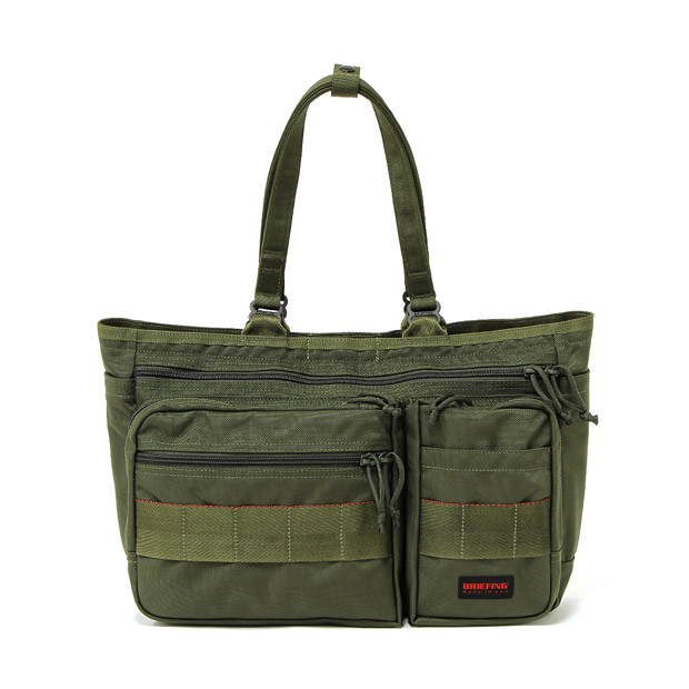 BRIEFINGブリーフィング BS トート ワイド BALLISTIC NYLON BS TOTE WIDE BRIEFING BRF301219