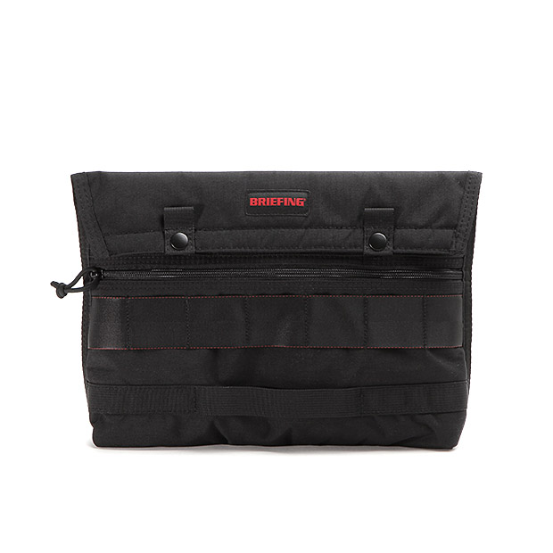 BRIEFINGブリーフィング PCケース クラッチバッグ フラップ 11 QL 500D CORDURA FLAP 11 BRIEFING BRF383219