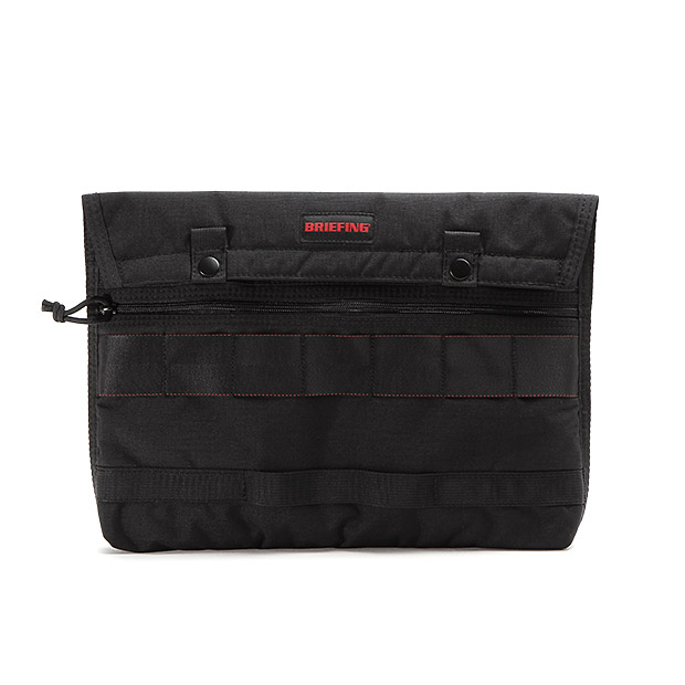 BRIEFINGブリーフィング PCケース クラッチバッグ フラップ 13 QL 500D CORDURA FLAP 13 BRIEFING BRF384219