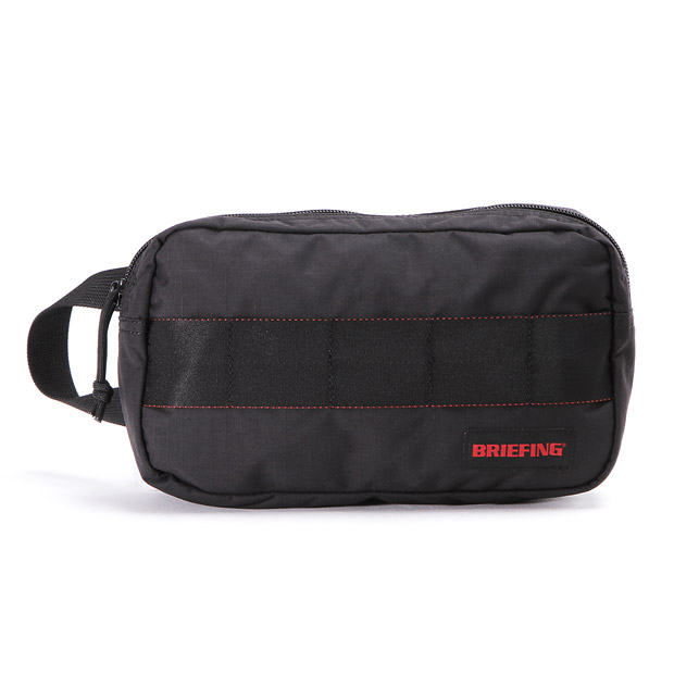 BRIEFINGブリーフィング ワンジップ ポーチ 小物入れ MODULE WARE ONE ZIP POUCH MW BRIEFING BRM181611