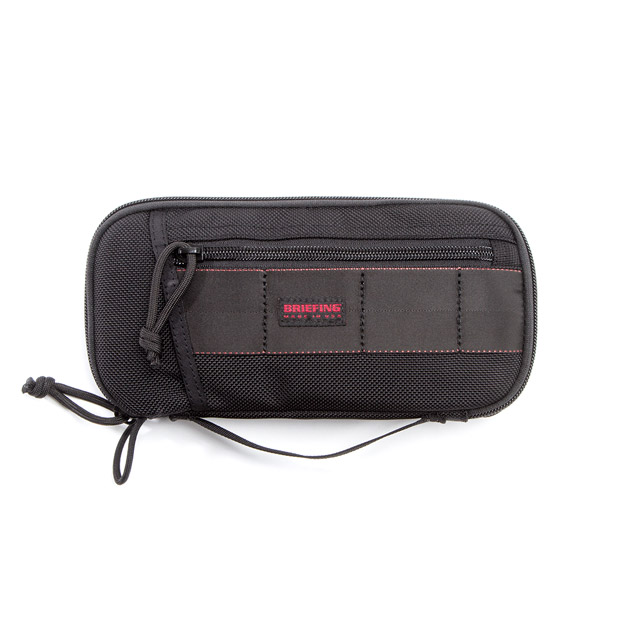 BRIEFINGブリーフィング トリップ ケース L バリスティックナイロン パスポートケース TRAVEL TRIP CASE L BRIEFING BRM181617