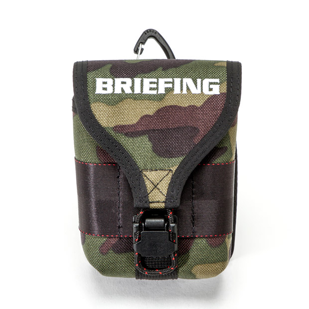 BRIEFINGブリーフィング スコープボックス ポーチ 計測器 GOLF SCOPE BOX POUCH HARD BRIEFING BRG201G08