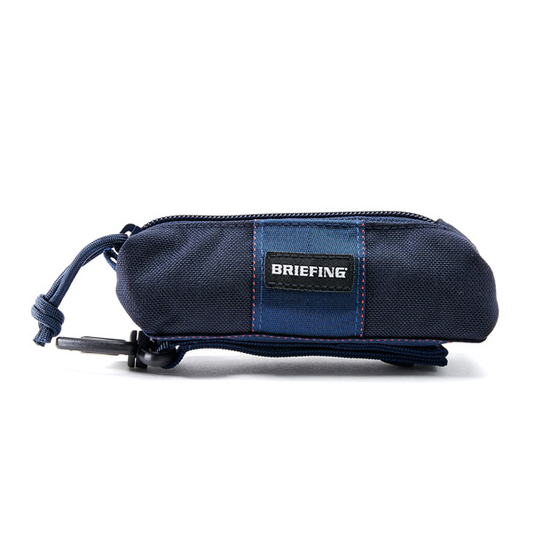 BRIEFINGブリーフィング ゴルフ ボールポーチ GOLF BALL POUCH BRIEFING BRG201G06