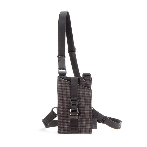 bagjackバッグジャック チェストホルスターポーチ ガンホルダー bagjack chest holster pouch grid