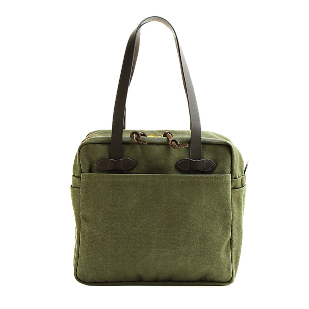 FILSONフィルソン トートバッグ Rugged Twill TOTE BAG WITH ZIPPER FILSON 11070261