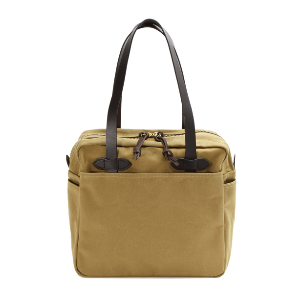 フィルソン トートバッグ Rugged Twill TOTE BAG WITH ZIPPER FILSON 11070261