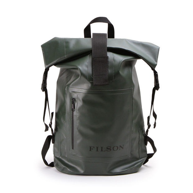 FILSONフィルソン バックパック リュック vinyl-coated polyester DRY DAY BACKPACK FILSON 11070158