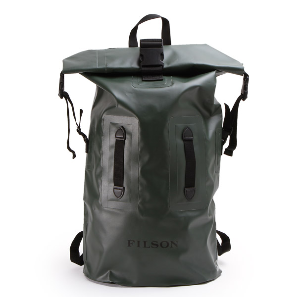 FILSONフィルソン ドライダッフル バックパック vinyl-coated polyester DRY DUFFLE BACKPACK FILSON 11070387