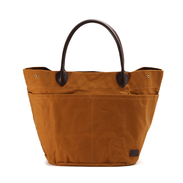 ホーボー トートバッグ L Paraffin Coated Cotton Canvas #9 Tote Bag 41L hobo HB-BG2404