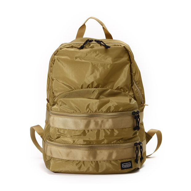 hoboホーボー バックパック リュック Ripstop Nylon Backpack 20L hobo HB-BG2410