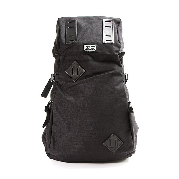 "hoboホーボー バックパック リュック CELSPUN Nylon ""SLOPE"" 35L Backpack by ARAITENT hobo HB-BG8003"