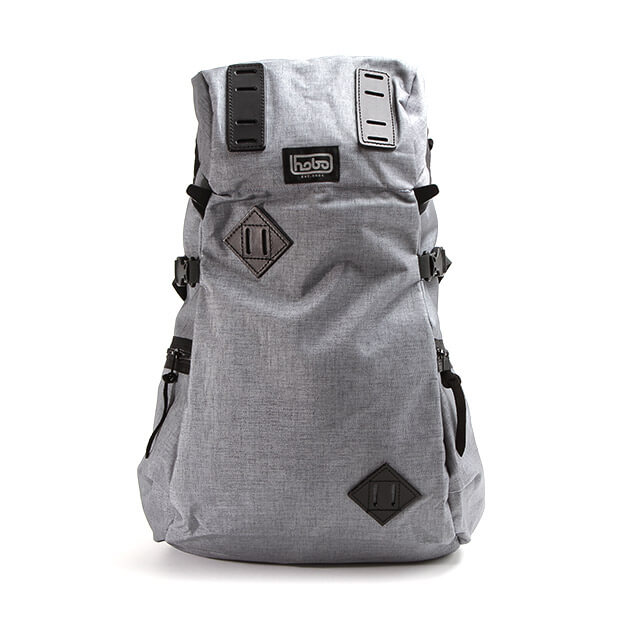 "ホーボー バックパック リュック CELSPUN Nylon ""SLOPE"" 35L Backpack by ARAITENT hobo HB-BG8003"