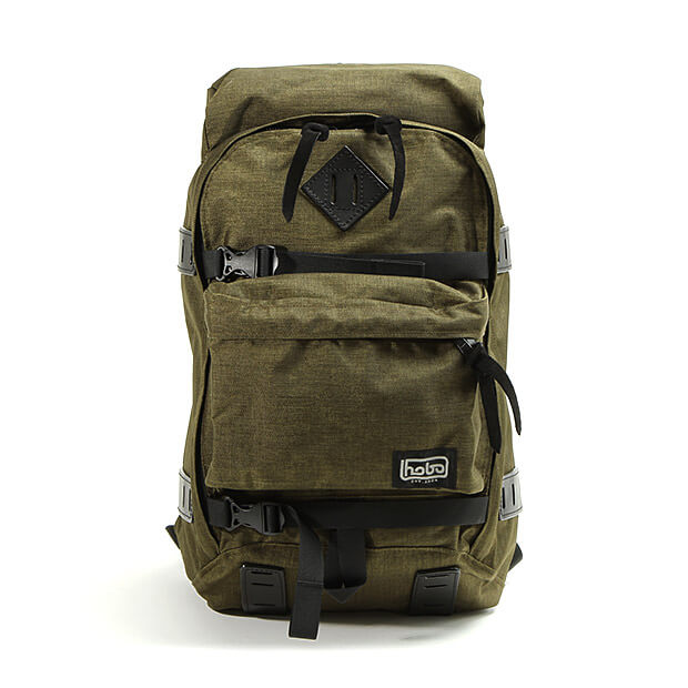 "hoboホーボー バックパック リュック CELSPUN Nylon ""SIRDAR"" 31L Backpack by ARAITENT hobo HB-BG8004"