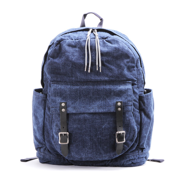 hoboホーボー デニム 13.5oz バックパック リュック 24L Japanese Denim 13.5oz Backpack 24L hobo HB-BG2811