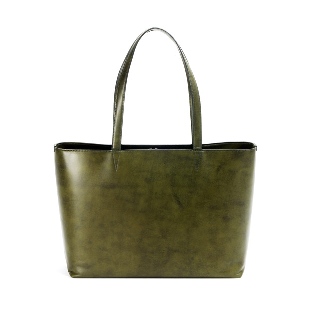 HERGOPOCHエルゴポック トートバッグ ワキシングレザー Waxed Leather(06 Series) Tote Bag HERGOPOCH 06-TTM
