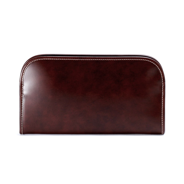 HERGOPOCHエルゴポック クラッチバッグ ワキシングレザー Waxed Leather(06 Series) Clutch Bag HERGOPOCH 06-CL