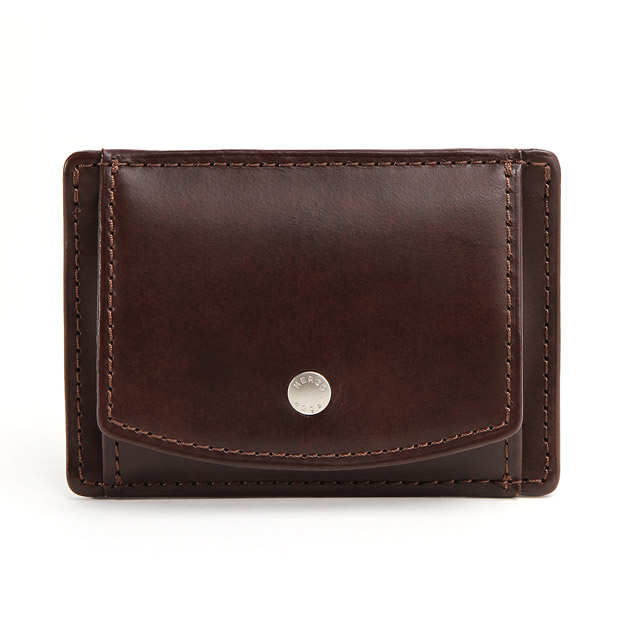 HERGOPOCHエルゴポック パス付き小銭入れ コインケース 定期入れ ワキシングレザー Waxed Leather(06 Series) Coin Case HERGOPOCH 06W-CP