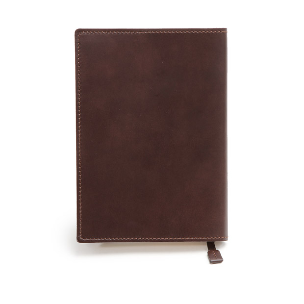 HERGOPOCHエルゴポック ブックカバー 文庫本カバー ワキシングレザー Waxed Leather(06 Series) Book Cover HERGOPOCH 06W-BC
