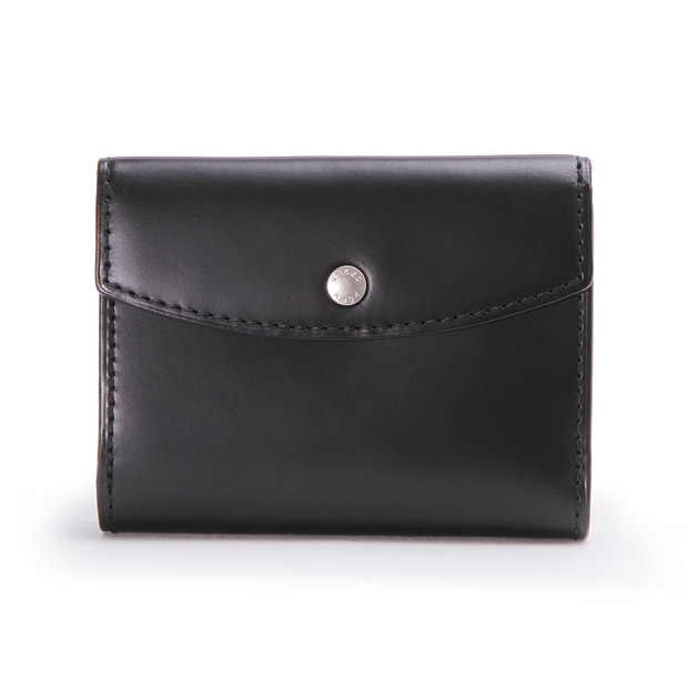 HERGOPOCHエルゴポック ミニ2ツ折り財布 コンパクトウォレット Waxed Leather(06 Series) Mini Wallet HERGOPOCH 06W-WTS
