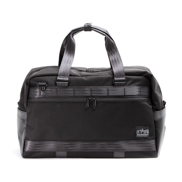 Manhattan Portage BLACK LABELマンハッタンポーテージブラックレーベル ボストンバッグ PORT AUTHORITY BOSTON BAG AFTER Manhattan Portage BLACK LABEL MP2118BL