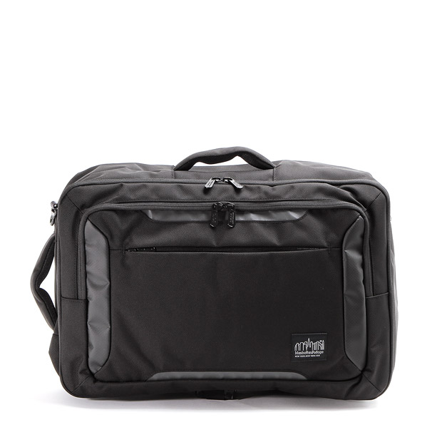 Manhattan Portage BLACK LABELマンハッタンポーテージブラックレーベル 3WAYトラベルバッグ リュック PENN STATION TRAVEL BAG Manhattan Portage BLACK LABEL MP1756BL