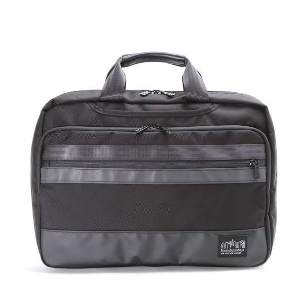 Manhattan Portage BLACK LABELマンハッタンポーテージブラックレーベル ブリーフケース ショルダー BRYANT PARK BRIEFCASE Manhattan Portage BLACK LABEL MP1472BL