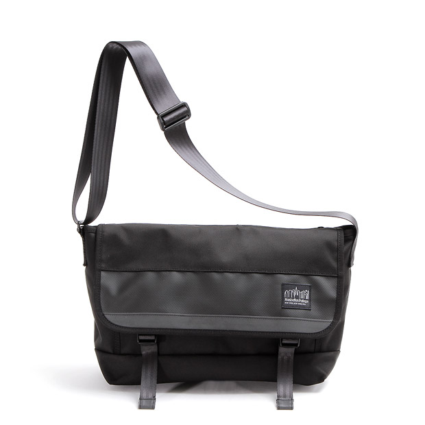 Manhattan Portage BLACK LABELマンハッタンポーテージブラックレーベル メッセンジャーバッグS HIGH LINE MESSENGER BAG(S) Manhattan Portage BLACK LABEL MP1451BL