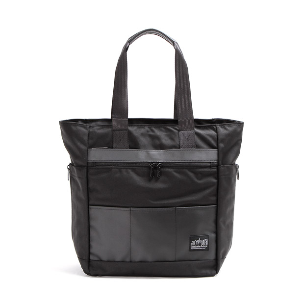 Manhattan Portage BLACK LABELマンハッタンポーテージブラックレーベル 2WAYトートバッグ ショルダー VINEGAR HILL TOTE BAG Manhattan Portage BLACK LABEL MP1312BL
