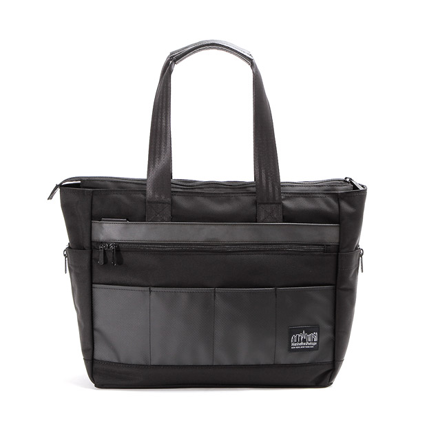Manhattan Portage BLACK LABELマンハッタンポーテージブラックレーベル 2WAYトートバッグ ショルダー CARNEGIE TOTE BAG Manhattan Portage BLACK LABEL MP1322BL