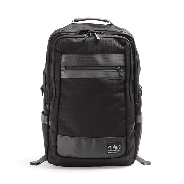 Manhattan Portage BLACK LABELマンハッタンポーテージブラックレーベル バックパック リュック CLARKE'S BACKPACK Manhattan Portage BLACK LABEL MP1282BL