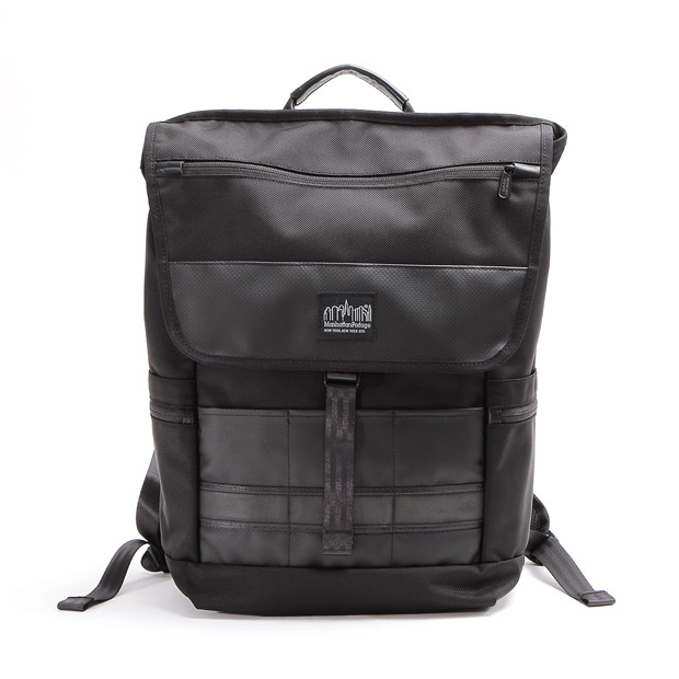 Manhattan Portage BLACK LABELマンハッタンポーテージブラックレーベル バックパック リュック HUB BACKPACK 1680D CORDURA Manhattan Portage BLACK LABEL MP1269BL