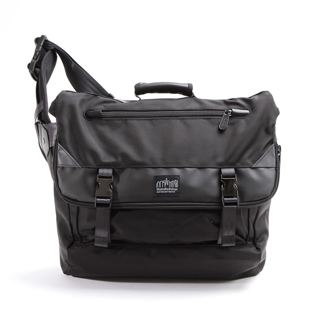 Manhattan Portage BLACK LABELマンハッタンポーテージブラックレーベル メッセンジャーブリーフ DIEZ MESSENGER BRIEFCASE Manhattan Portage BLACK LABEL MP1678BL